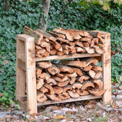 diy front porch firewood rack-4