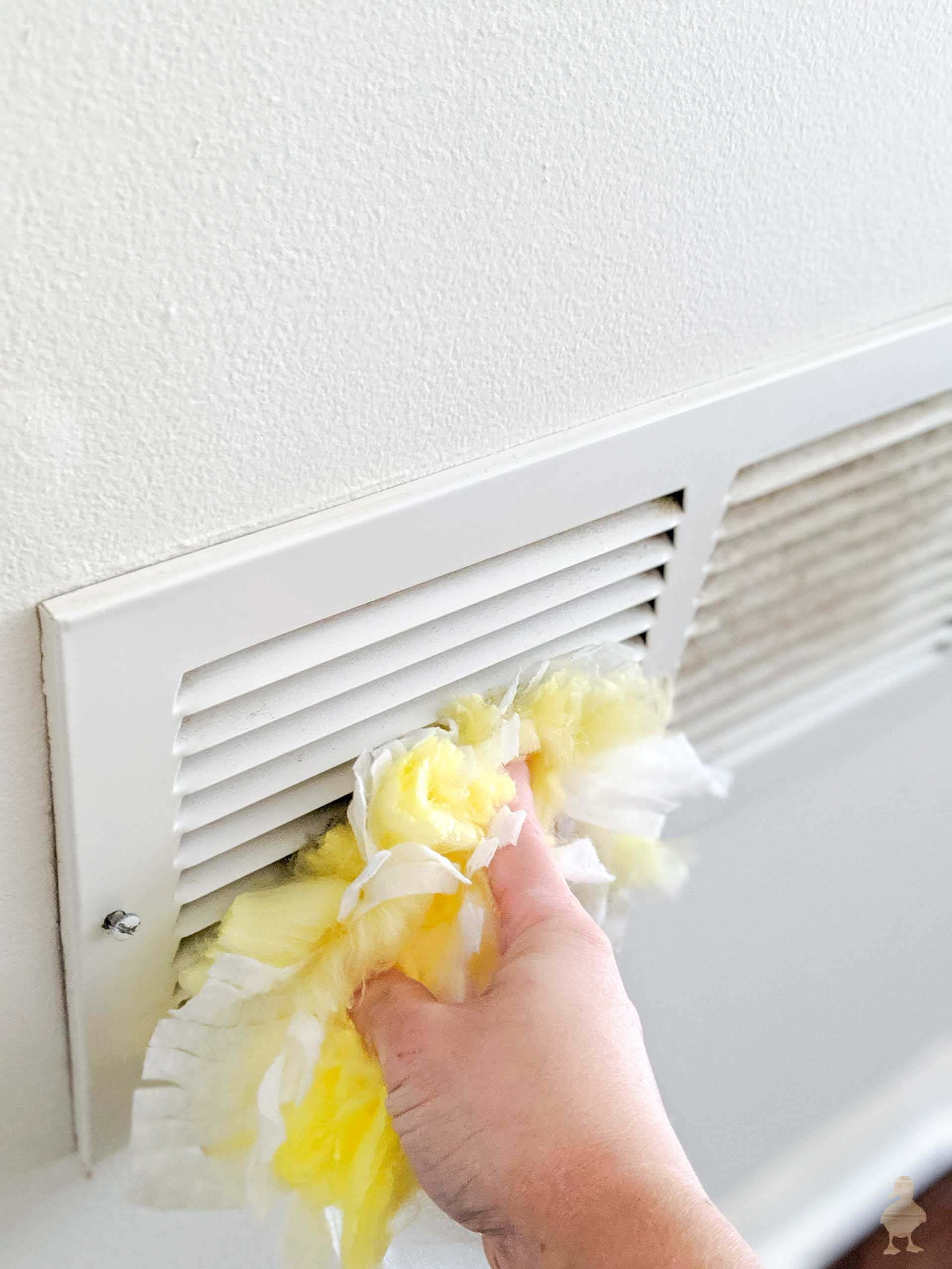 HVAC tip: clean air returns and keep them free of dust and dirt