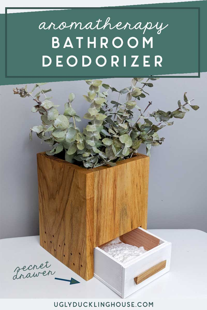 diy aromatherapy bathroom deodorizer