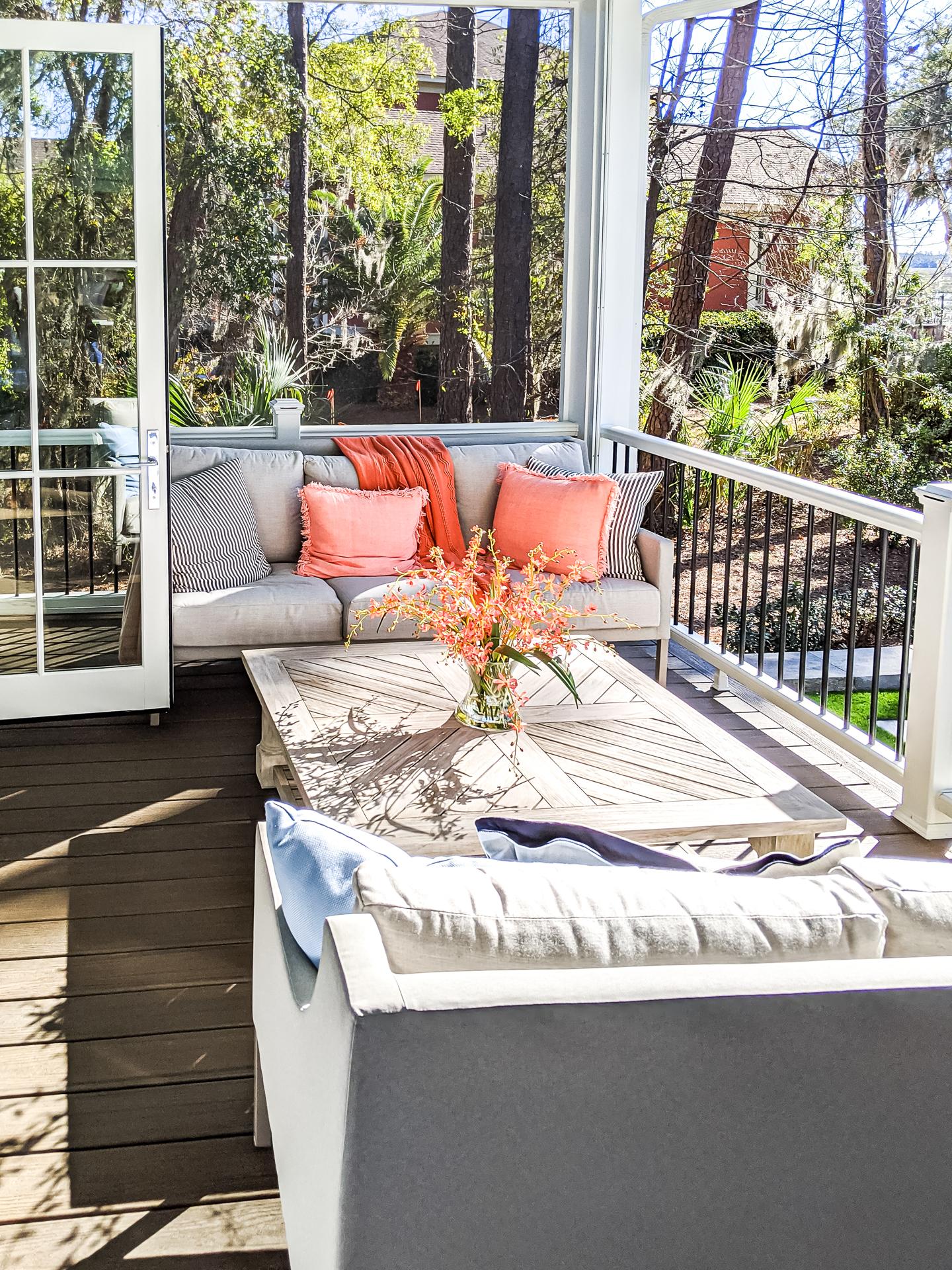 back porch master bedroom balcony