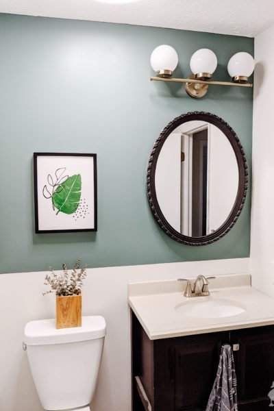 Ace Guest Bathroom Makeover Clark+Kensington COTY-10